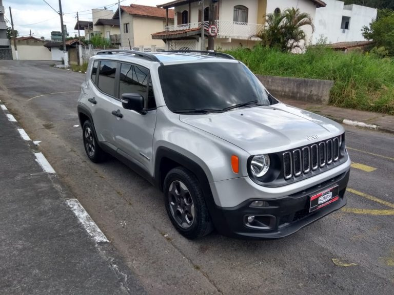 JEEP RENEGADE 1.8 2016