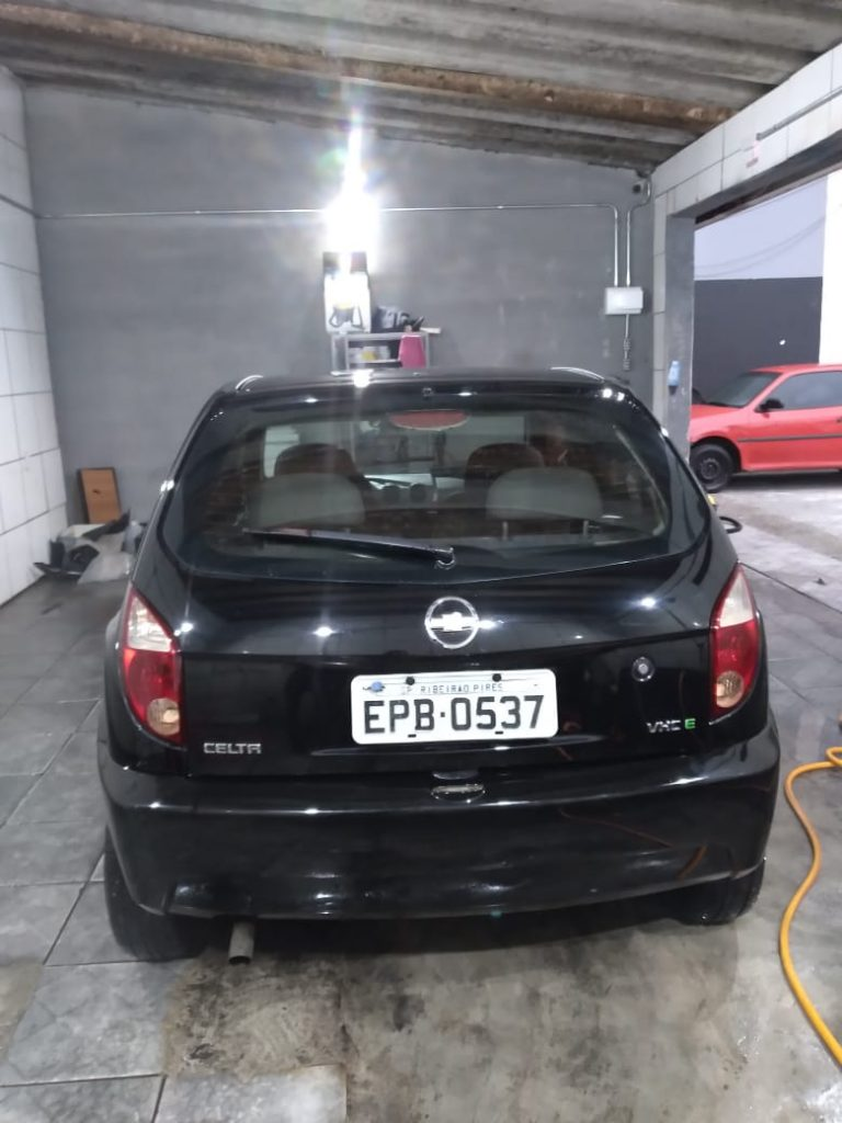 Celta Spirit 1.0 4P Flex 2011