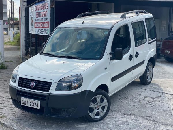 DOBLO ESSENCE 1.8 FLEX 2019