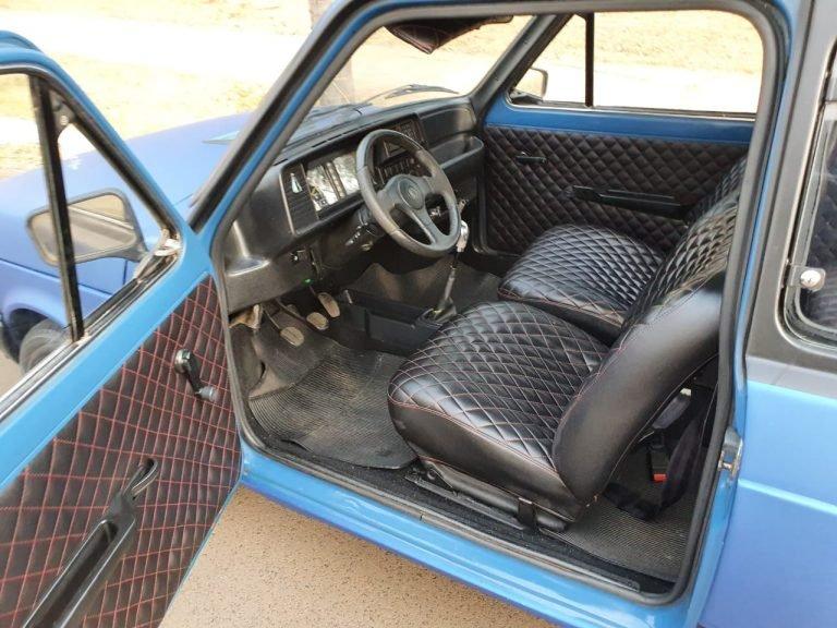 Fiat 147 CL 1.050 1983