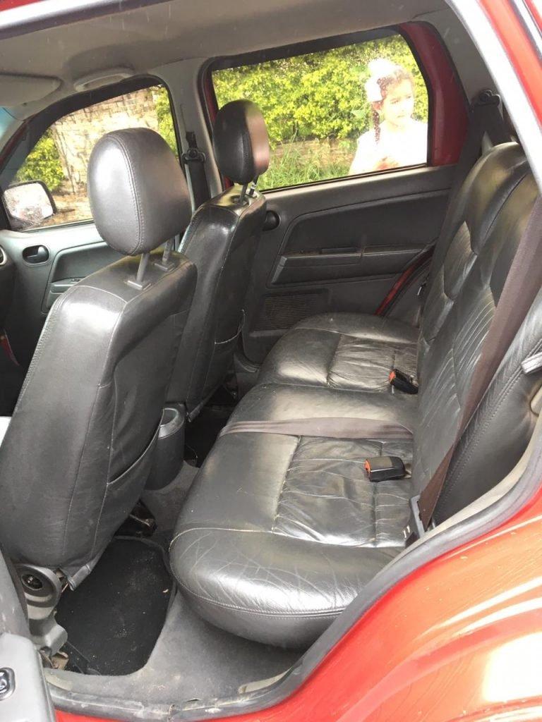 Ford Ecosport XLS 1.6 8V 2004