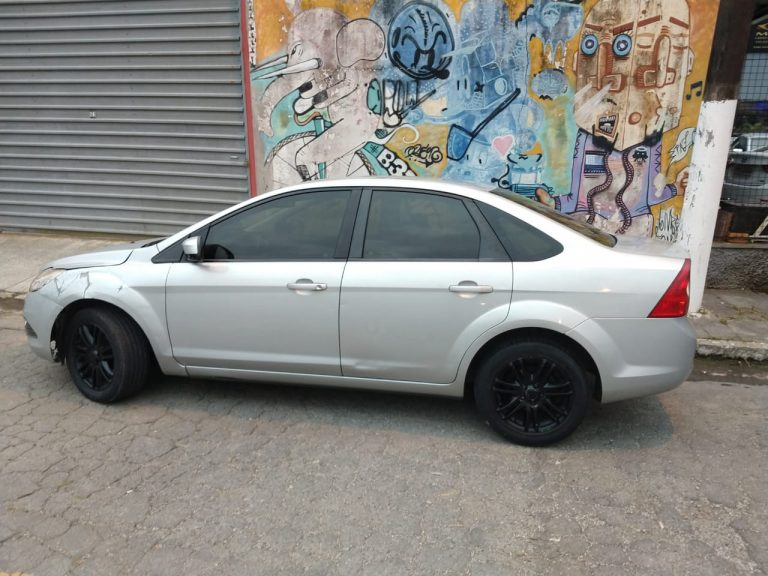 Ford Focus Sedan GLX 2.0 16V