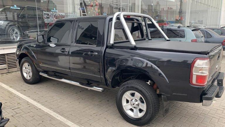 Ford Ranger XL 4×2 2.3 16V 2010