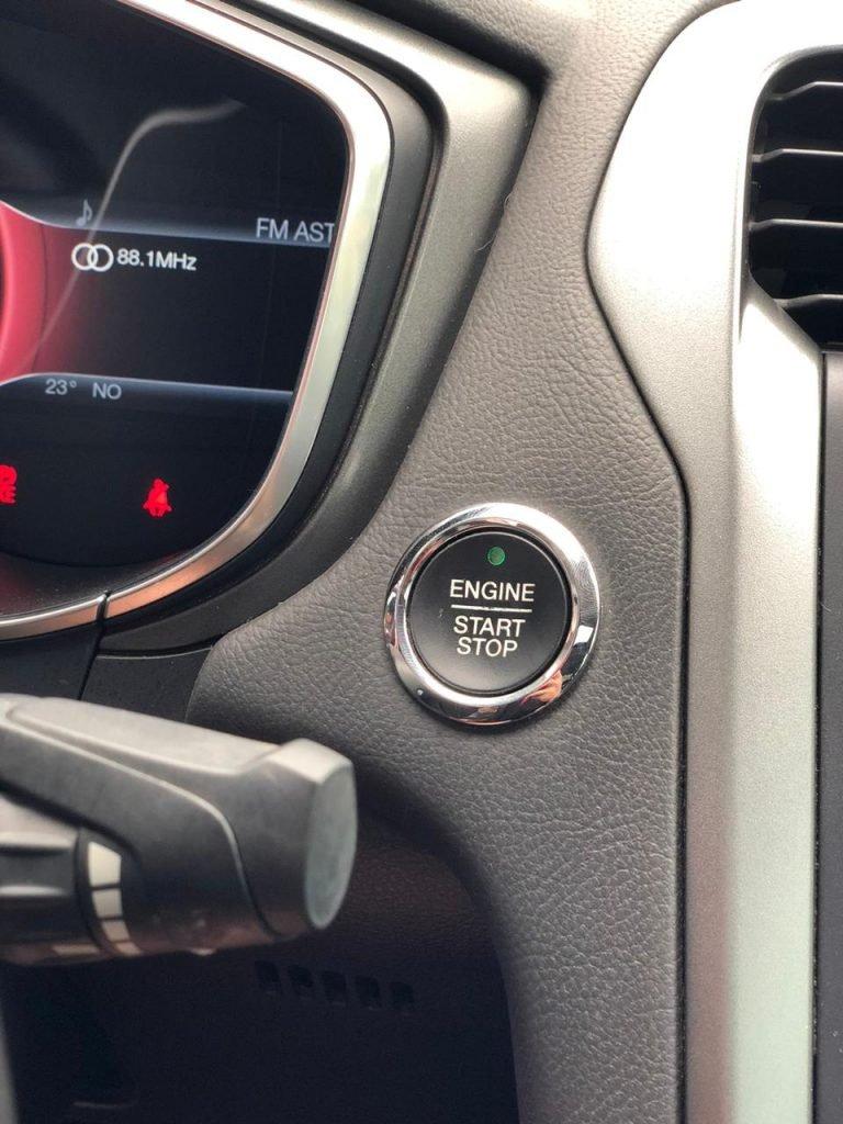 Ford Fusion 2.0 16V AWD GTDi Titanium 2014
