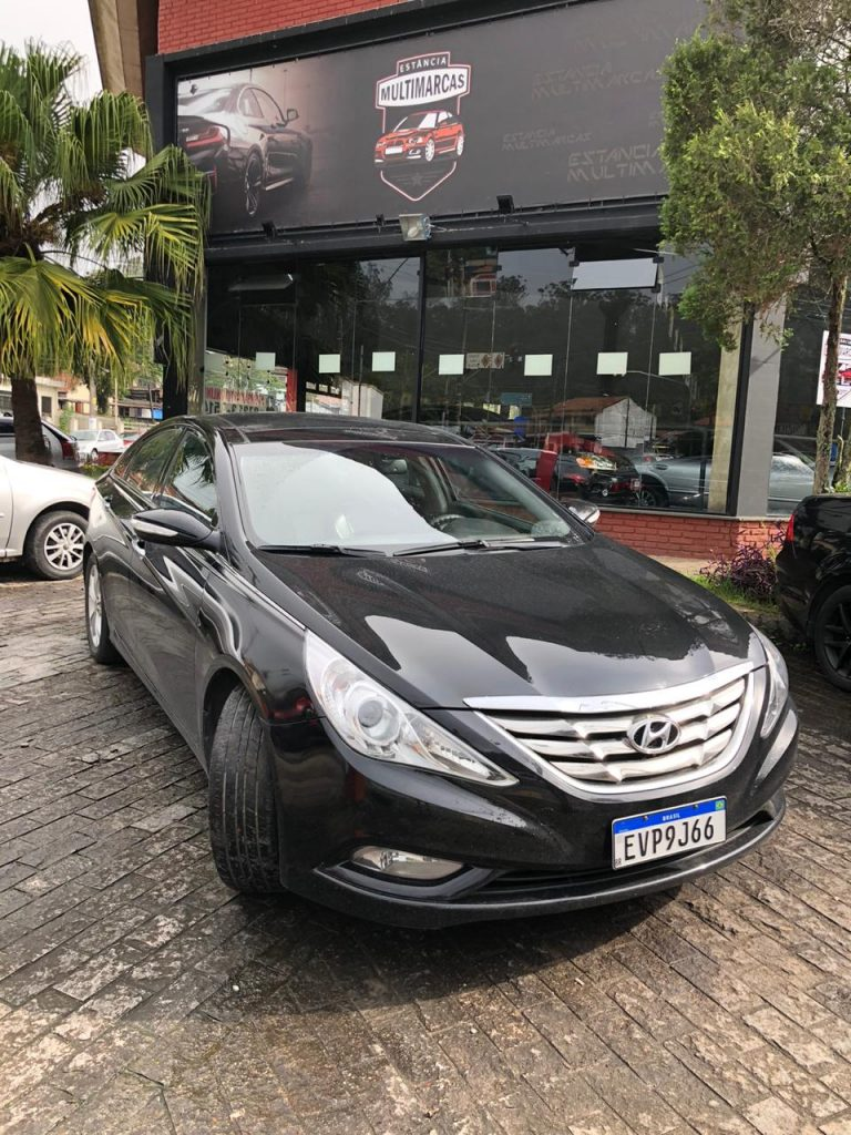 Sonata Sedan 2.4 16V (aut) 2012