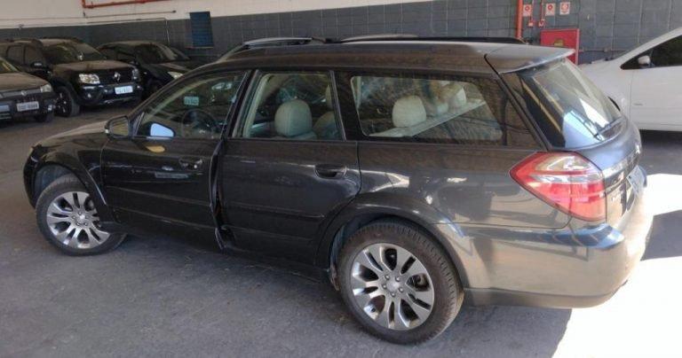 Subaru Legacy Outback AWD Aut 3.0 R 2008